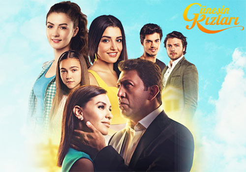 Dokhtarane Aftab Duble Turkish Series