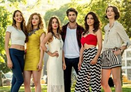 Dorooghgoo Haye Koochake Shirin Turkish Series
