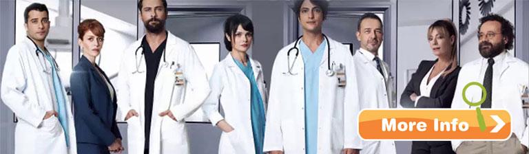 Mojezeye Doctor Turkish Series