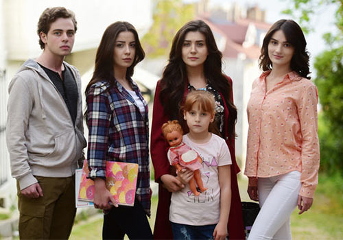 parandehaye bi bal turkish serial
