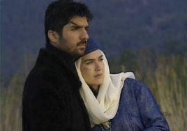 Safar Bar Faraze Koohe Eshgh turkish series