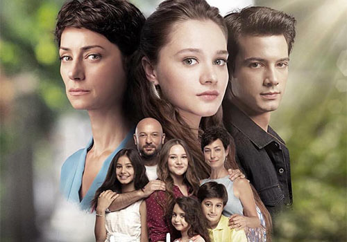 Yek Litr Ashk Turkish Series